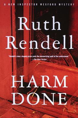 Harm Done Cover