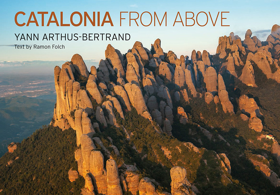 Cover for Catalonia from Above