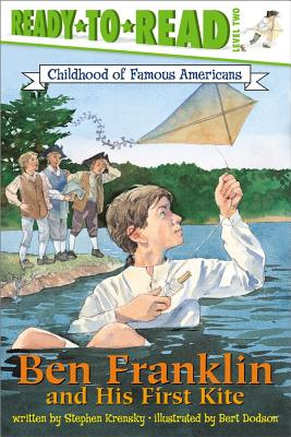 Ben Franklin and His First Kite Cover