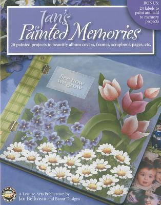 Jan's Painted Memories Cover