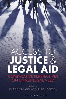 Access to Justice and Legal Aid: Comparative Perspectives on Unmet Legal Need Cover Image