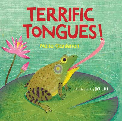 Terrific Tongues! Cover Image