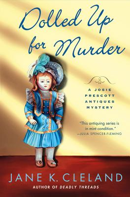 Dolled Up for Murder Cover