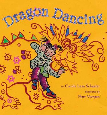Dragon Dancing Cover