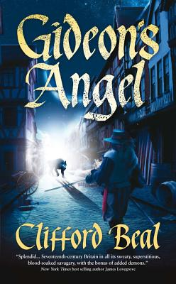 Gideon's Angel Cover