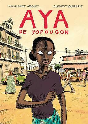 Aya Cover
