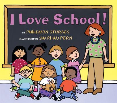 I Love School! Cover