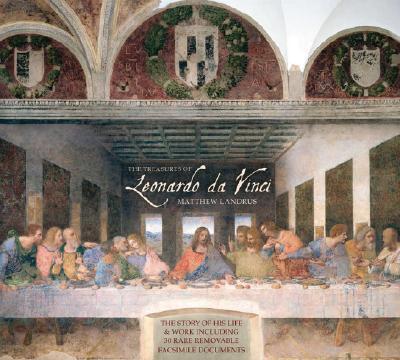 The Treasures of Leonardo da Vinci Cover Image