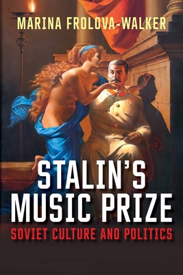 Cover for Stalin's Music Prize