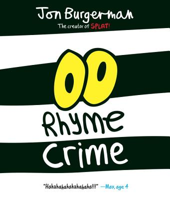 Rhyme Crime Cover Image