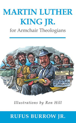 Martin Luther King Jr. for Armchair Theologians Cover Image