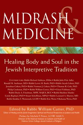 Midrash & Medicine Cover