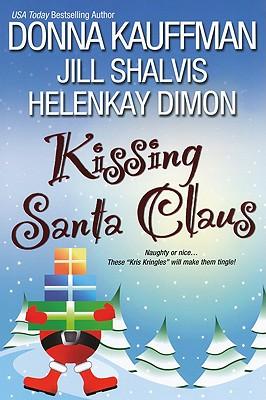 Kissing Santa Claus Cover Image
