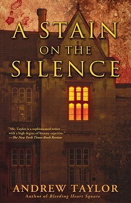 A Stain on the Silence Cover