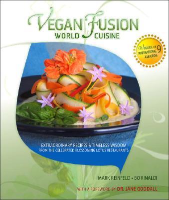 Vegan Fusion World Cuisine Cover