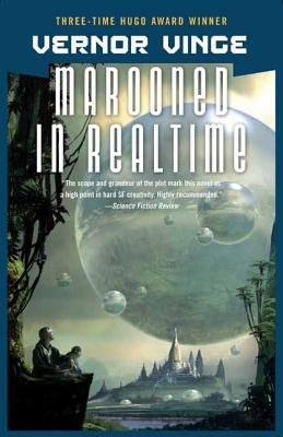 Marooned in Realtime (Peace War #2) Cover Image