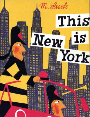 Cover for This Is New York (This is . . .)