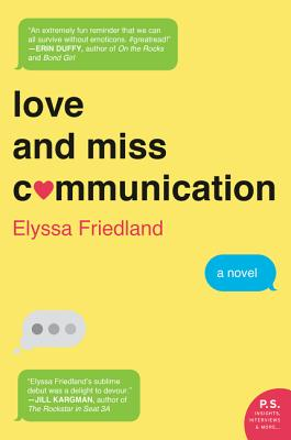 Love and Miss Communication: A Novel Cover Image
