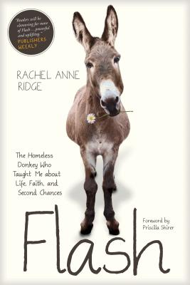 Flash: The Homeless Donkey Who Taught Me about Life, Faith, and Second Chances (Flash the Donkey) Cover Image