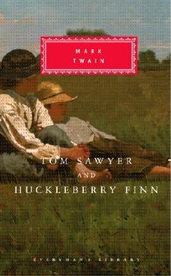 Tom Sawyer and Huckleberry Finn Cover