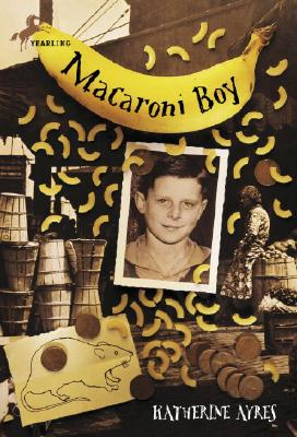 Macaroni Boy Cover