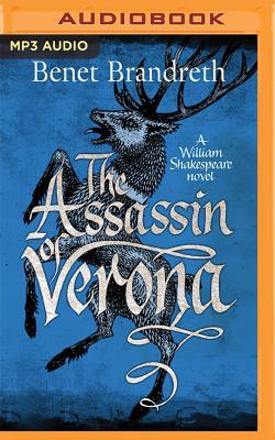 The Assassin of Verona (William Shakespeare Thriller #2) Cover Image