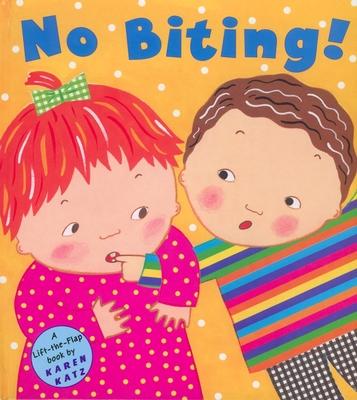 No Biting! Cover Image