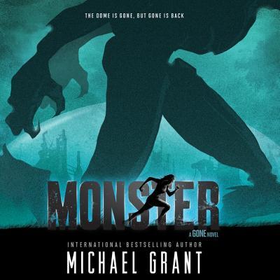 Monster Lib/E (Gone #7) Cover Image