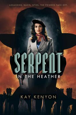 Serpent in the Heather (A Dark Talents Novel) Cover Image