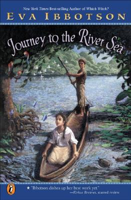 Journey to the River Sea Cover Image
