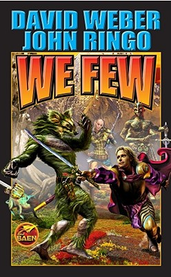 We Few (Prince Roger #4) Cover Image