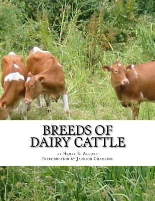 Breeds of Dairy Cattle Cover Image