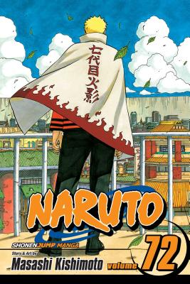 Naruto, Vol. 72 cover image