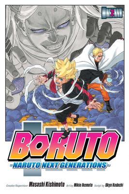Boruto, Vol. 2 cover image