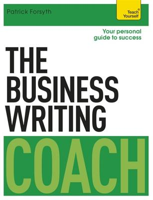 The Business Writing Coach Cover Image