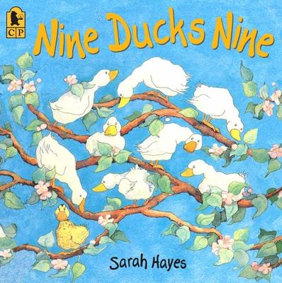 Nine Ducks Nine Big Book Cover Image