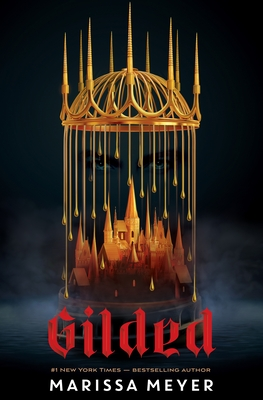 cover of Gilded By Marissa Meyer