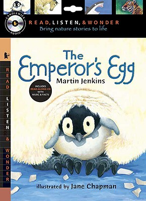 The Emperor's Egg with Audio, Peggable Cover