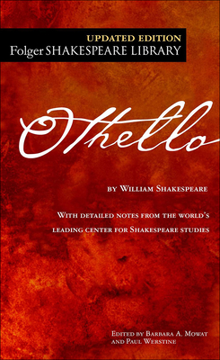 The Tragedy of Othello: The Moor of Venice (Folger Shakespeare Library) Cover Image