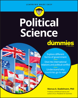 Political Science for Dummies cover