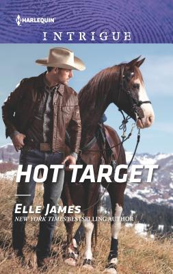 Cover for Hot Target (Harlequin Intrigue)