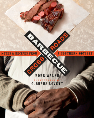 Barbecue Crossroads: Notes and Recipes from a Southern Odyssey Cover Image
