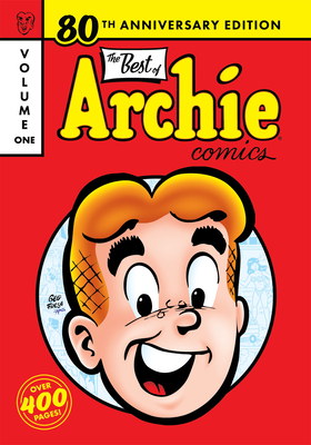 The Best of Archie Comics Cover