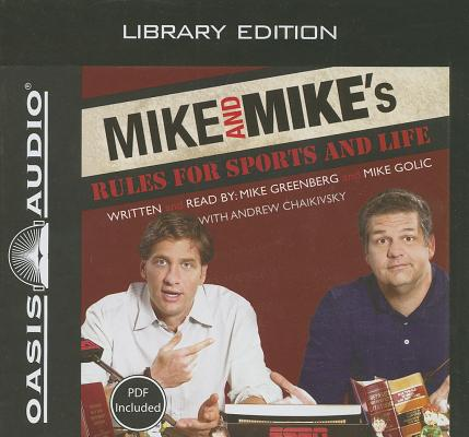 Mike and Mike's Rules for Sports and Life (Library Edition) Cover Image