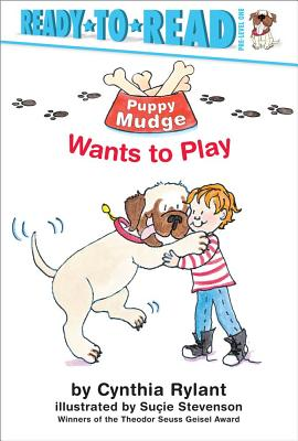 Cover for Puppy Mudge Wants to Play