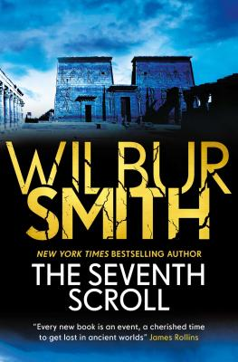 The Seventh Scroll (The Egyptian Series  #2) Cover Image