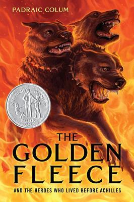 Cover for The Golden Fleece