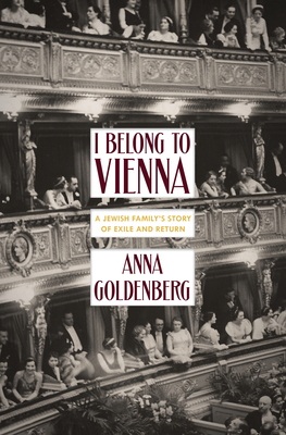 Cover for I Belong to Vienna