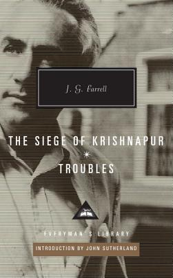 The Siege of Krishnapur, Troubles Cover