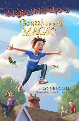 Grasshopper Magic Cover